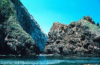 Santa Cruz Island - Santa Cruz Island