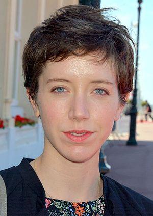 Sara Giraudeau - Sara Giraudeau to the 2015 Cabourg Film Festival