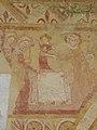 Sargé-sur-Braye (41) Église Saint-Martin Fresques Mur oriental 05.JPG