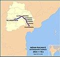 Sathavahana Express (BZA-SC) Route map.jpg