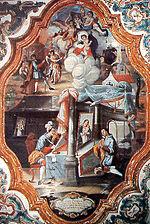 Jos� Eloy: forro da Igreja de S�o Bento, Olinda