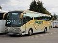Scania Irizar YN54 APY , Moffat Services M74.jpg