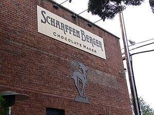 Scharffen Berger Chocolate Maker, Berkeley, Ca...