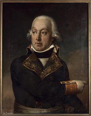 Jean-Mathieu-Philibert Sérurier - Barthélemy Scherer
