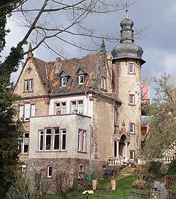 Bergstraße in Schleiden