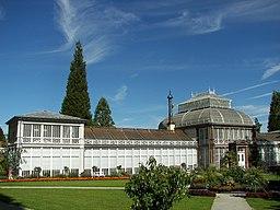 Schlosspark in Kassel