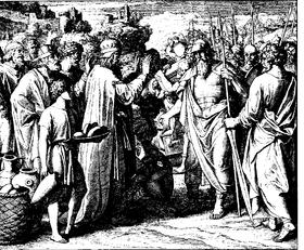 Schnorr von Carolsfeld Bibel in Bildern 1860 023