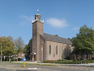 Schoondijke Place in Zeeland, Netherlands