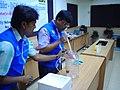 Science Career Ladder Workshop - Indo-US Exchange Programme - Science City - Kolkata 2008-09-17 023.jpeg