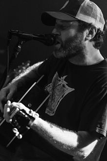 Scott H. Biram @ Roadburn. April 2015