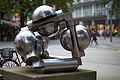 Sculpture Anemokinetisches Objekt III Hein Sinken Osterstrasse Hanover Germany 01.jpg