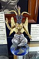 Sculpture of Baphomet in the Museum of Witchcraft and Magic.jpg