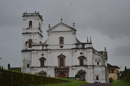 Se Cathedral Church Goa