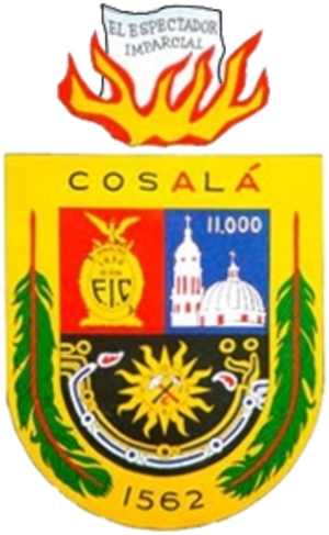 Cosalá - Image: Seal of Cosala