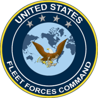 United States Fleet Forces Command emblem