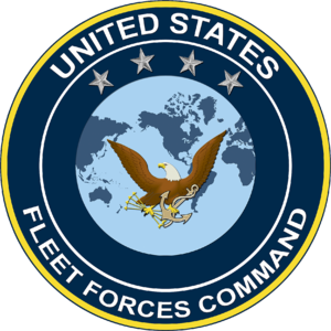 Fleet Marine Force, Atlantic - Image: Seal of the Commander of the United States Fleet Forces Command