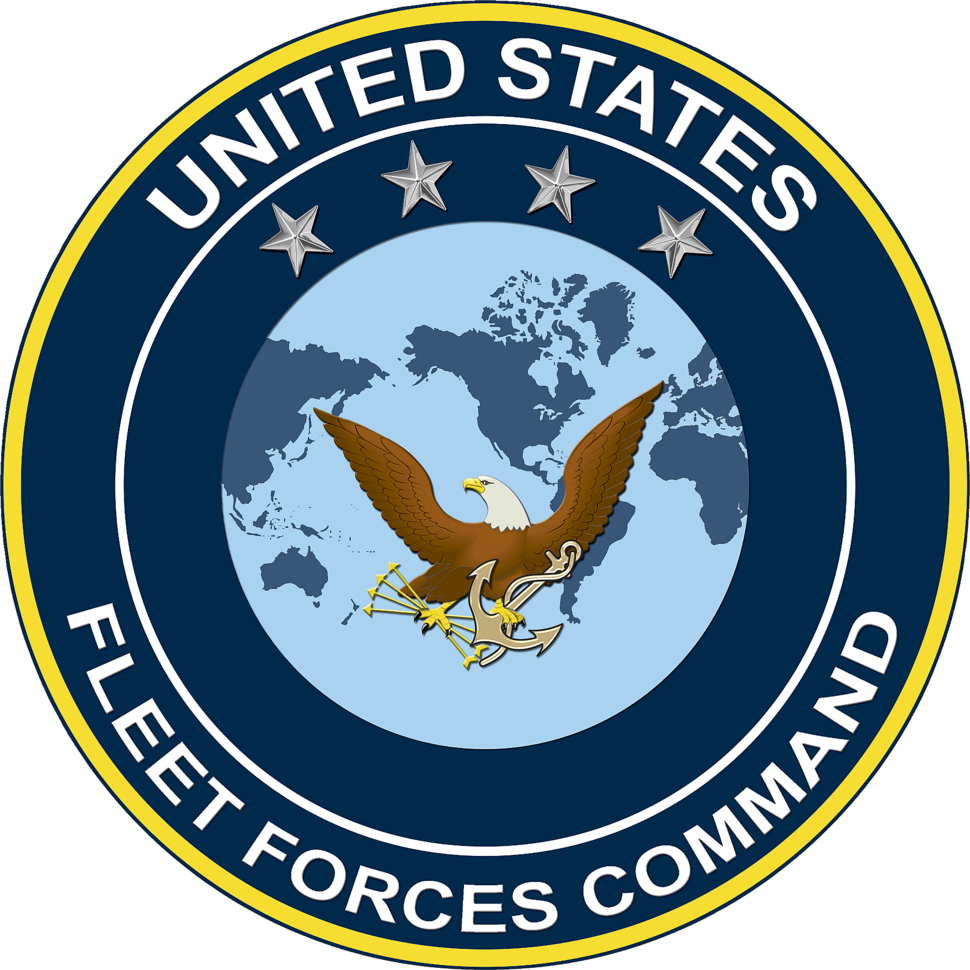 Seal of the Commander of the United States Fleet Forces Command
