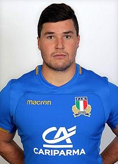 Sebastian Negri Rugby player