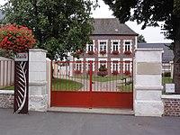 Seboncourt (Aisne) mairie.JPG