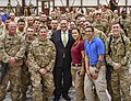Secretary Pompeo Meets With Troops in Afghanistan (28442950157).jpg