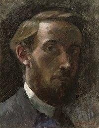 Self-Portrait, Aged 21 A21192.jpg