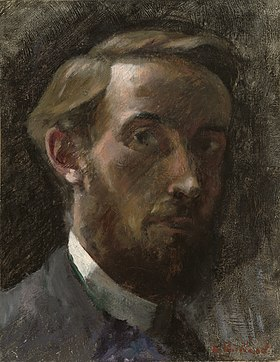 Self-Portrait, Aged 21 A21192.jpg