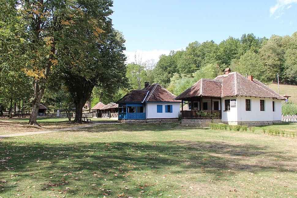 Selo Brankovina - opština Valjevo - zapadna Srbija - Kulturno-istorijska celina Brankovina 5