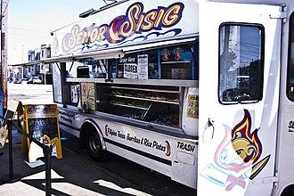 Filipino Americans - A Filipino fusion food truck in the San Francisco Bay Area