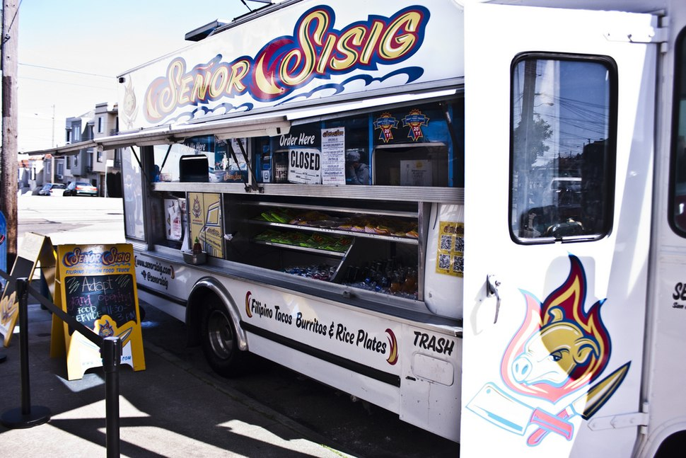 Senor Sisig Filipino Fusion Food truck