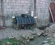 Septic Tank Wikipedia