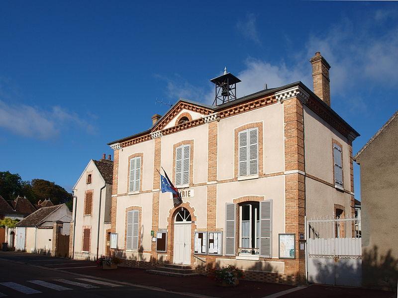 Serbonnes (Yonne, France); mairie