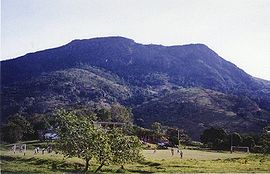 Serra do Caramba, Tijuca