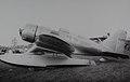 Seversky P-35 Photo of the original SEV-3XAR (X-2106) in sea plane configuration (15714183294).jpg