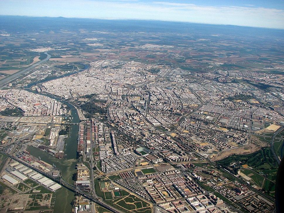 Sevilla Luft 120308