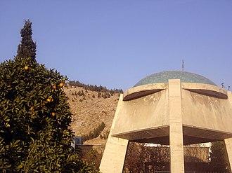 Muzaffarids (Iran) - Tomb of Shah Shoja in Shiraz, Iran.