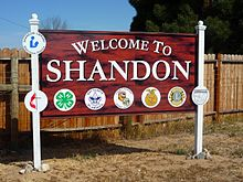 Shandon sign.JPG
