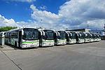 Shanghai Bus - Volvo - SWB6125 (Wheelchair Accessible Low-entrance) - QiAn Road (14357963182).jpg