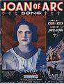 Sheet music cover - JOAN OF ARC - SONG (1916).jpg
