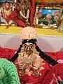 Shri Radha Rani (Bal Swaroop) (The beloved one of Krishna).jpg