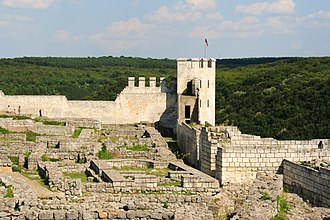 Shumen - The Shumen fortress.