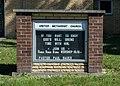 Shumway United Methodist Church - Marquee board.jpg