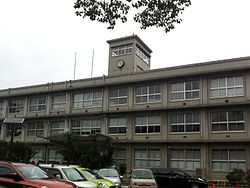 Shunan City Hall.jpg