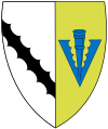 Sidney Sussex College shield.svg