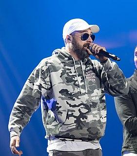 Sido (rapper) German rapper