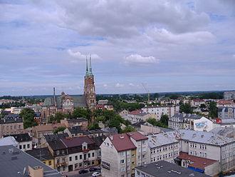 Siedlce - City center
