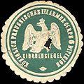 Siegelmarke Königlich Preussisches III. Armee Corps 6. Division - Kirchensiegel W0220160.jpg