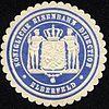 Siegelmarke Königliche Eisenbahn - Direction - Elberfeld W0229499.jpg