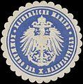 Siegelmarke K. Marine Kommando der X. Halbflottille W0357594.jpg