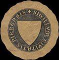 Siegelmarke Sigillum civitatis pirnensis - Pirna W0393371.jpg
