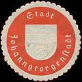 Siegelmarke Stadt Johanngeorgenstadt W0392597.jpg